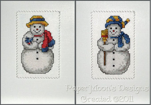 Snowman Patterns - Snowman Ornament - Free Craft Patterns